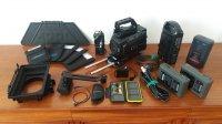 Blackmagic Ursa Mini 4,6K - 3 options Pack caméra