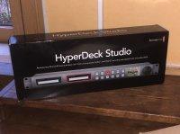 Blackmagic Hyperdeck Studio