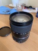 Vends Objectif Tamron 28-300 3.5-6.3 stabilisé monture Canon
