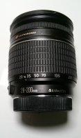 CANON objectif ZOOM Ultrasonic EF 28-200 mm 1:3,5/5,6