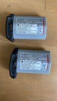 2 batteries pour Canon 1DX Mark II & III (LP-E19)