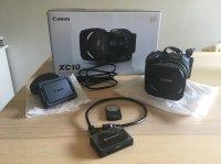 Caméra CANONC XC10 4k