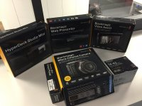 BLACK MAGIC (caméra + accessoires)