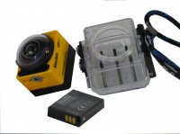 Action Cam Kodak SP360 Extreme Pack