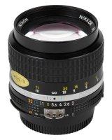 Objectif Nikon Nikkor 85 mm f.2