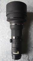 400mm F3;5 Nikkor en monture PL
