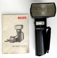 Flash METZ 50mZ-5 et mode d'emploi