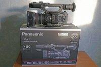 Vend Caméscope Panasonic 4K  HC-X1E Noir.32 heurs d'utilisations.