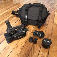 Camera Canon XA20