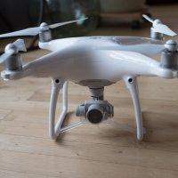Drône DJI Phantom 4