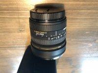 Objectif Fisheye Sigma - 8 mm - f/3.5 DG - Canon EF
