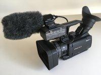 Sony pro HXR NX-70