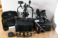 RONIN MX + STEADICAM FULL OPTIONS