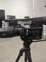Caméra PANASONIC AG-3DA1E