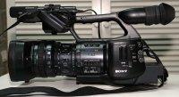 Caméra Pro Sony PMW EX1 avec sac à dos