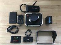 BlackMagic Production Camera 4K en monture EF