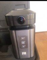 Detu F4 Plus Camera 360• Pro.