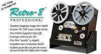 Telecinema Moviestuff Retro8 Pro HD pour Transfert Bobines Super8 et Normal8