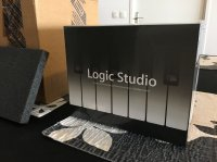 Apple Logic Studio (Logic Pro 8) Boîte non ouverte