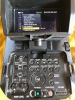 SONY NEX FS 100