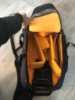 Vends sac à dos Case Logic pour matériel photo