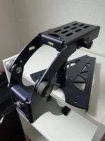 """Stabilisateur """"l'Aigle Titan"""" (caméra maxi 3kg)"""