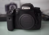 Canon EOS 7D + Objectif 18-55 mm.