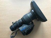 Objectif Canon Zoom HD  HJ 11 x 4,7