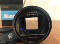 SLR Magic Anamorphot Compact 40 - 1,33x