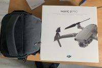Vend Drone DJI Mavic 2 Pro neuf et pleins d'accessoires