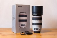Canon EF L IS USM 70-300 f/4-5,6