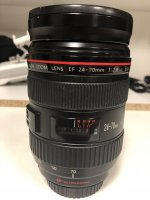 Canon 24-70 mm f/2.8 L USM - Objectif EF