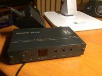 Emetteur et Récepteur Vidéo et Audio Kramer TP-9 et TP-10