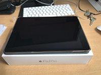 Vends iPad Pro 9,7 Pouces 128 Go 4G Gris Sidéral