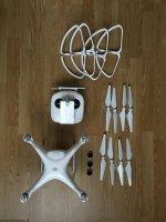 Drone DJI Phantom 4 homologué