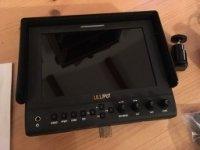 Moniteur 7 pouces HDMI / COMPOSANTES - LILLIPUT 663