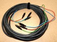 Câble vidéo YUV 10 m