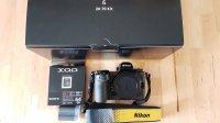 Nikon Z6 + bague FTZ + carte XQD + batteries - comme neuf et sous garantie