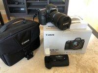 Canon EOS 6D Mark II 26.2MP avec objectif 24-105