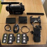 Red ONE MX CF avec monture Birger EF/PL/Nikon