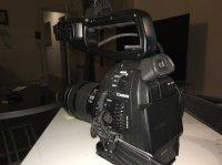 Vends caméra Pro Canon C100 DAF (Dual Pixel) boitier nu