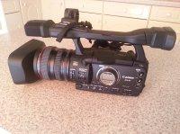 Camescope CANON XHA1