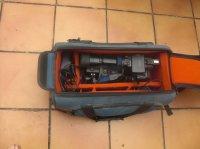 Sac Petrol PCCB 2 N   80 euros