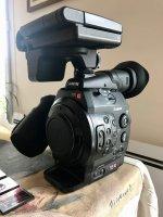 Canon EOS C300 PDAF (autofocus)