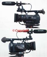 Caméra SONY HDR-FX1000E pratiquement NEUVE
