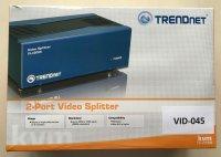TRENDnet TK-V200S 2-Port Video Splitter VGA