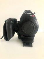 Vend Canon C100 Mark1 DAF 201