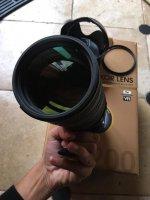 Objectif Nikkor lense 70-200 2.8 - Parfait état