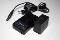 PANASONIC - DE-A20 Chargeur de batterie CGA-D54s