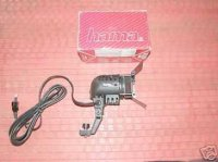 Torche video/photo VL 150 C de marque HAMA, lampe 150w /220 volts .